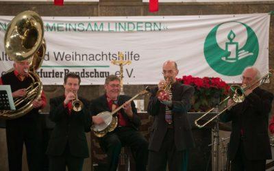 Jazzgrößen auf der Bühne: Das FR-Altenhilfe-Konzert am 6. Dezember